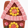 Princess Cottage Gingerbread House