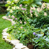 Flagstone Edging
