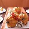 Pumpkin Platter Centerpiece