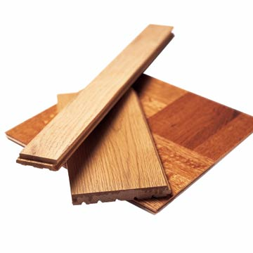 Wood Basics for Kitchens & Baths