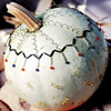 Beads & Wire Pumpkin