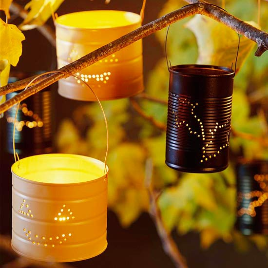 Tin Can Luminarias