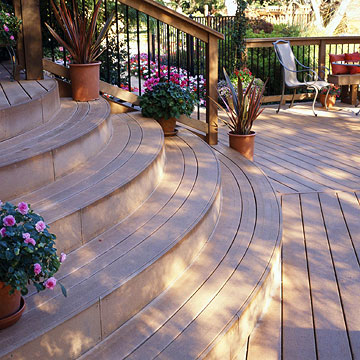Synthetic Decking Reveals Real Benefits