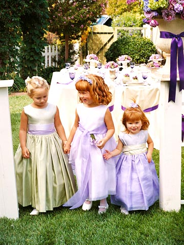 All About Flower Girls