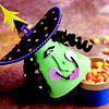 Bewitching Treat Holder