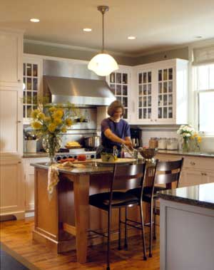 Make the Most of Your Kitchen Redo: Room for Two Cooks