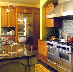 Make the Most of Your Kitchen Redo: Tailored for a Family