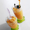 Orange Juice Slush