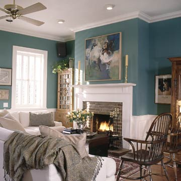 What Color To Paint Ceilings selecting ceiling color