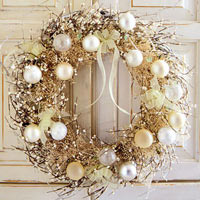 Country Christmas Wreaths