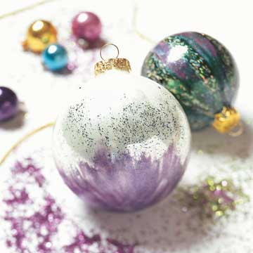 Polished Ornaments