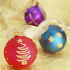 Dazzling Beaded Christmas Tree Ornaments