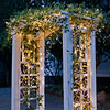 Lighted Trellis