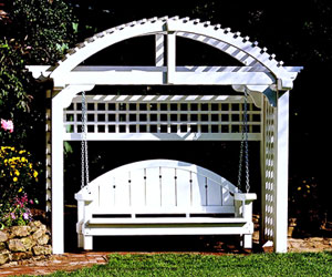 Gallery of Garden Structures: Arbors, Gazebos, and More