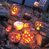 Pumpkins Aglow
