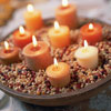 Autumn Candleholder
