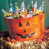 Pumpkin Party Drink Tub