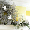 Starry Mantel Decor