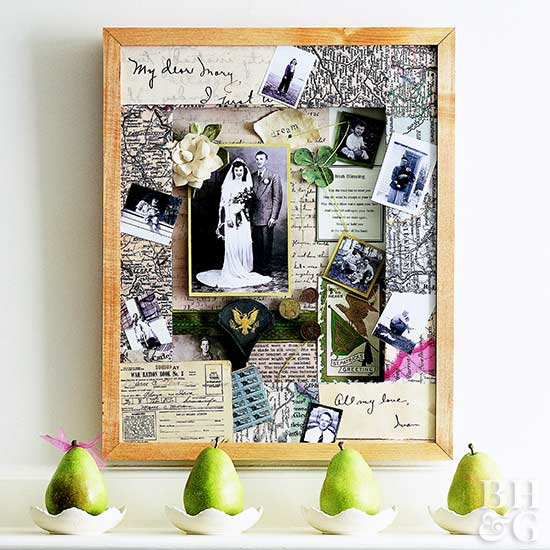 Memory Shadowboxes