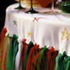 Holiday Star Table Setting