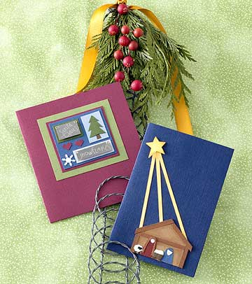 Christmas Sampler & Nativity Cards