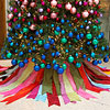 Special Interest Publications: Tree Skirt of Ribbons