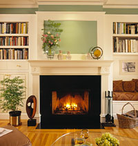 Fireplaces: Bring on the Heat