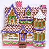 Georgian Gingerbread House