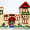 Southwestern Gingerbread House