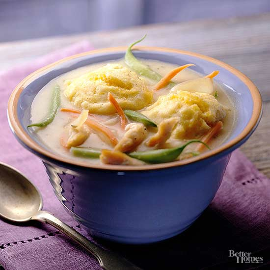 Chicken Soup for Your Bowl