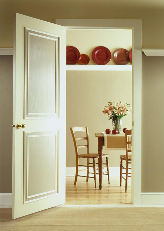 Upgrade a Door with Molding
