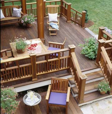 Deck Designs & Ideas