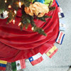 Flagged Tree Skirt