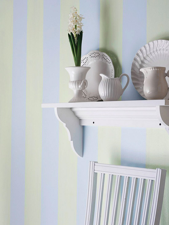 How to Paint Stunning Stripes
