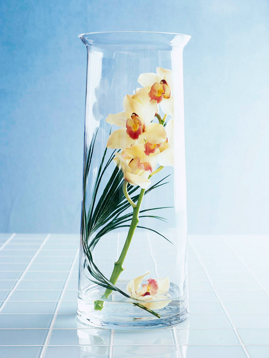 Easy Flair: Spring Vase Arrangements