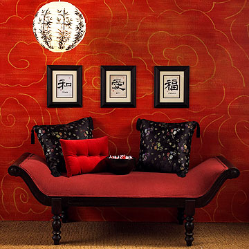 oriental themed wallpaper stained - photo #49
