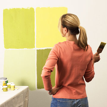 Top Rules To Follow When Choosing Interior Paint Color