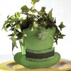 Leprechaun Hat Table Topper