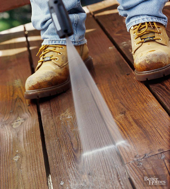 How to Refinish Your Deck