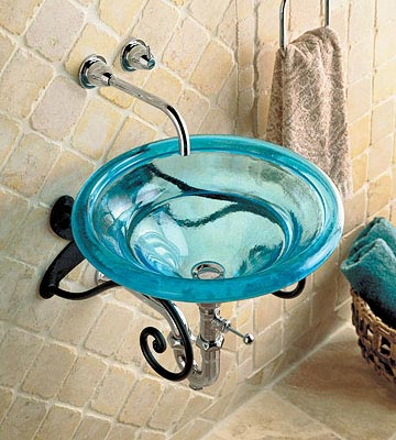 Artistic Focal Point Sinks
