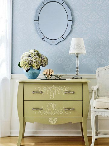 Furniture Makeovers: 1 Chest, 3 Ways
