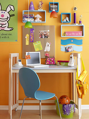 Fresh Solutions for Kid Clutter