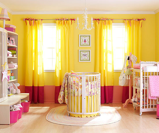 One Kids' Room for All Ages