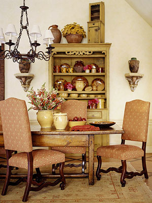 rustic country french style - Country French Decor