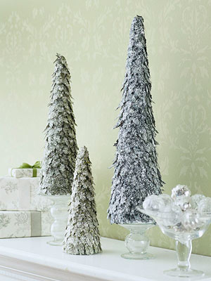 Christmas Tree Decorating Ideas - Plant Christmas Trees