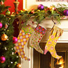 Humorous Holiday Stockings