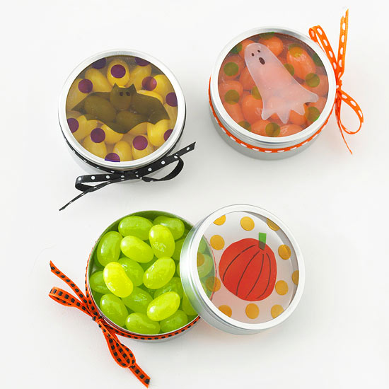 Candy Catchall Tins
