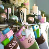 Personalized Pastel Stockings