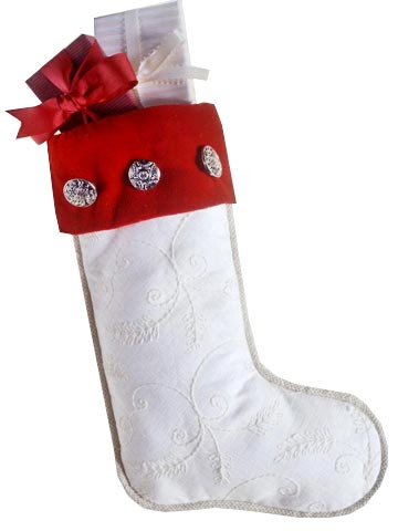 Four Christmas Stocking Projects