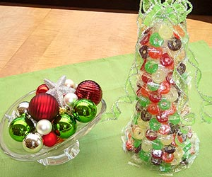 How to Make Easy Candy Trees for the Holidays
